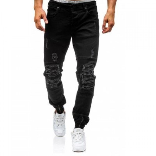 Stylish Comfortable Ripped Jeans